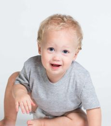 I1085 Cotton Heritage Little Rock Cotton Infant Tee