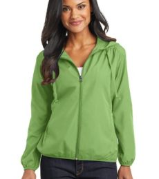 Port Authority  Ladies Hooded Essential Jacket L305