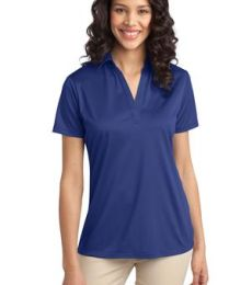 L540 Port Authority Ladies Silk Touch™ Performance Polo