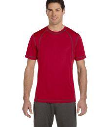 M1021 All Sport Men's Short-Sleeve Interlock Pieced T-Shirt