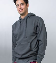 M2600A Cotton Heritage Juneau Adult Pullover