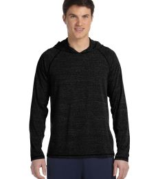 M3101 All Sport Men's Performance Triblend Long-Sleeve Hooded Pullover