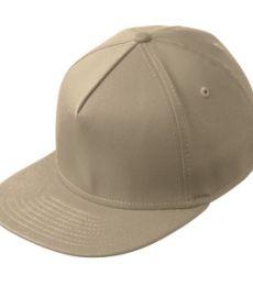 NE401 New Era® Flat Bill Stretch Cap