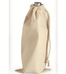1727 Liberty Bags - Drawstring Wine Bag