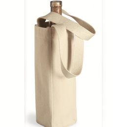 1725 Liberty Bags - Single Bottle Wine Tote