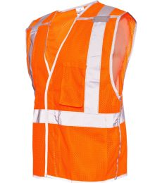 1505-1506 ML Kishigo - Brilliant Series Economy Breakaway Vest