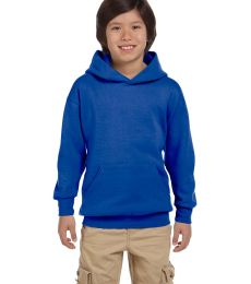 P473 Hanes® Comfortblend® EcoSmart® Youth Hooded Sweatshirt
