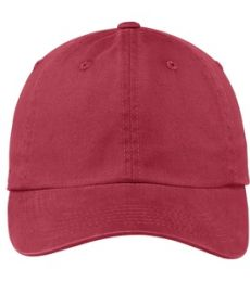 PWU  Port Authority Garment Washed Cap