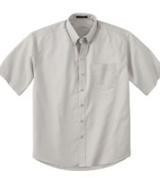 87023 Ash City Men's Short Sleeve Shirt With Teflon®