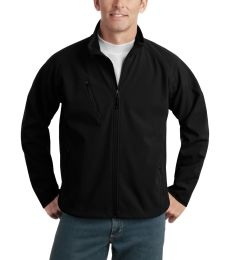 TLJ705 Port Authority® Tall Textured Soft Shell Jacket