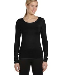 W3004 All Sport Ladies Long Sleeve Bamboo T-shirt