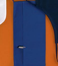 """APR50 Big Accessories Three-Pocket 10"""" Waist Apron"""