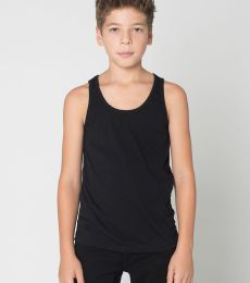 BB208 American Apparel Youth Poly-Cotton Tank