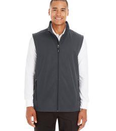 CE701 Ash City - Core 365 Men's Cruise Two-Layer Fleece Bonded Soft Shell Vest