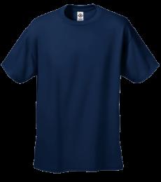 11730 Delta Apparel Adult Short Sleeve 5.2 oz. Tee