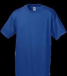 65000 Delta Apparel Adult Short Sleeve 6.0 oz. Tee
