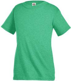 65900 Delta Apparel Youth Short Sleeve 5.5 oz. Tee