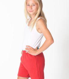 F201 American Apparel Youth Flex Fleece Sweatshort