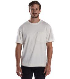 US Blanks US3017 Men's 5.4 oz. Tubular Workwear Tee