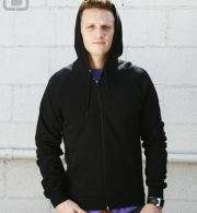 5497 American Apparel Full Zip Hoody