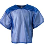 284 Youth Porthole Mesh Football Jersey