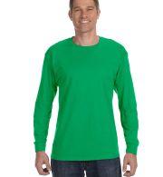 5400 Gildan Adult Heavy Cotton Long-Sleeve T-Shi...