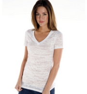 H02 / V-Neck Burnout Juniors