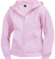Monster Fleece™ Ladies' Full Zip Hooded Sweatshirt