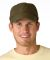 SH101 Adams Sunshield Unconstructed Blended Cap with UV Protection Olive