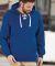 J. America - Sport Lace Hooded Sweatshirt - 8830 Catalog